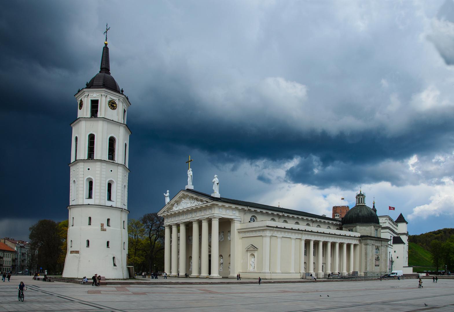 St. Stanislaus | Der Dom zu Vilnius