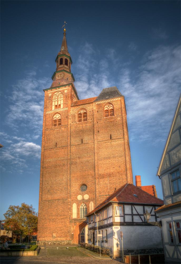 St. Stephan Tangermünde