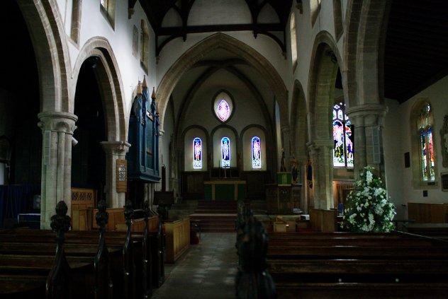 St Thomas a Becket Church, Ramsey, Cambridgeshire, England