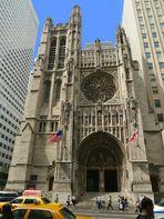 St. Thomas Church Fifth Avenue