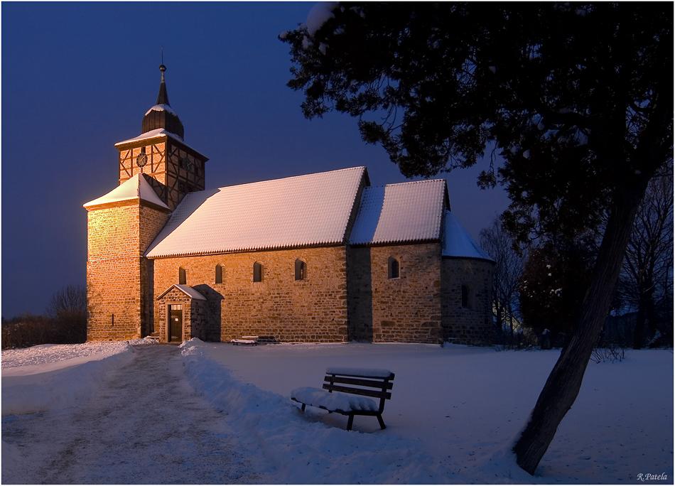 St. Thomas Kirche in Pretzin