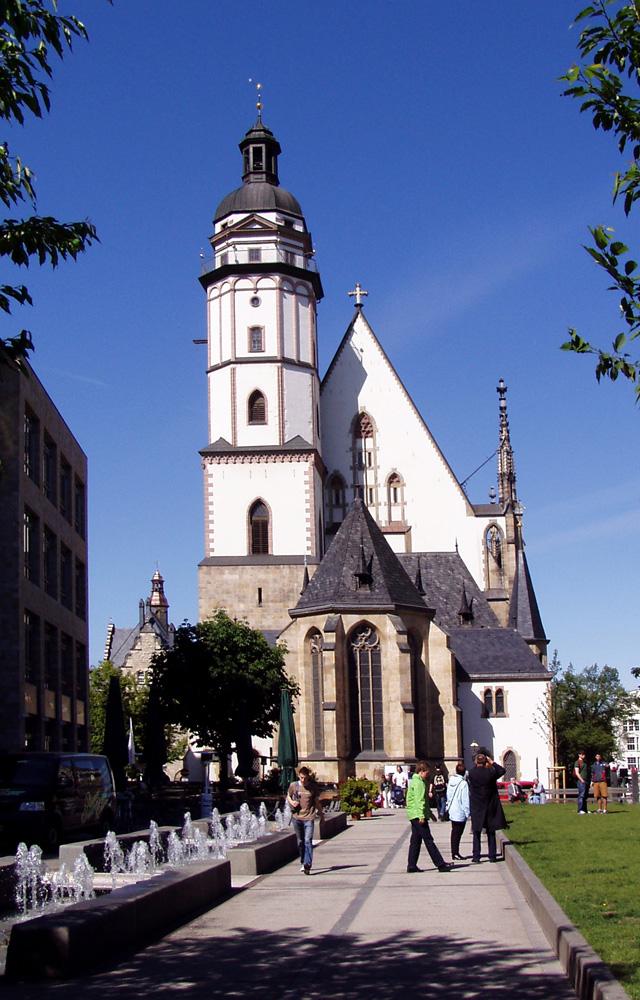St. Thomas, Leipzig