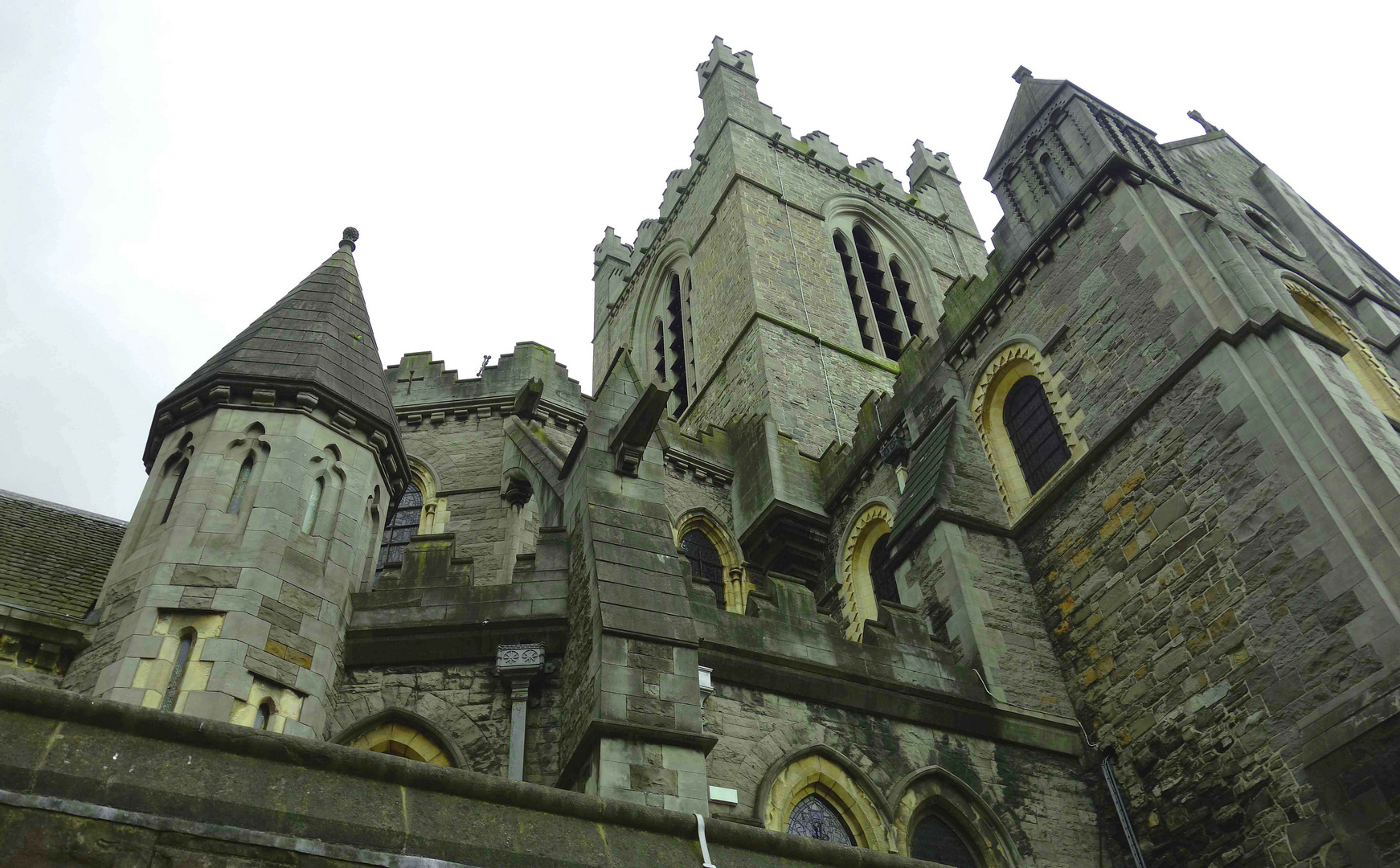 St. Trinitas Cathedral in Dublin