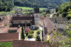 St. Ursanne, Jura