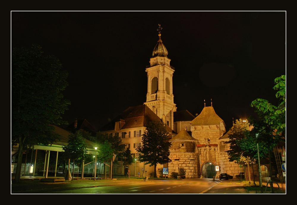 St. Ursen Kathedrale in Solothurn