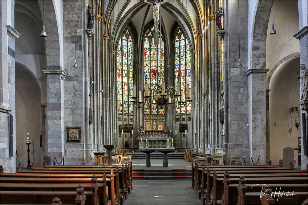 St. Ursula zu Köln ......
