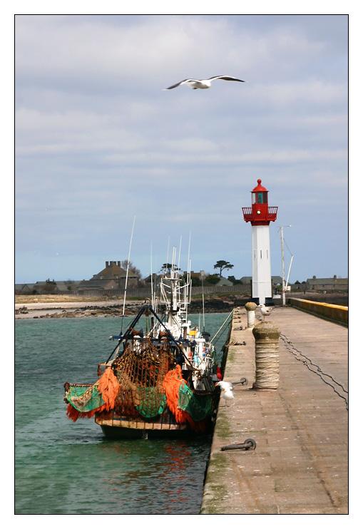 St.-Vaast-La Hougue, Normandie