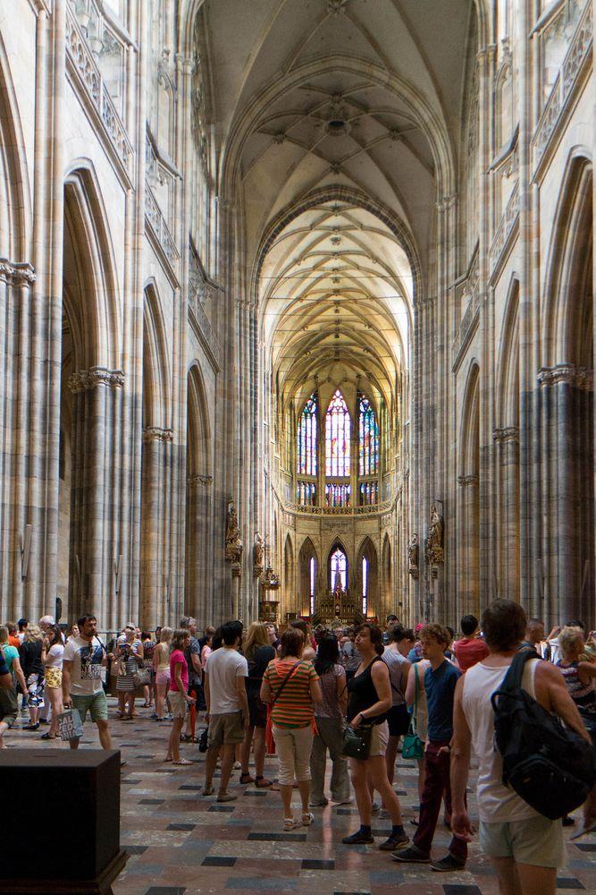 St.-Veits-Kirche Prag