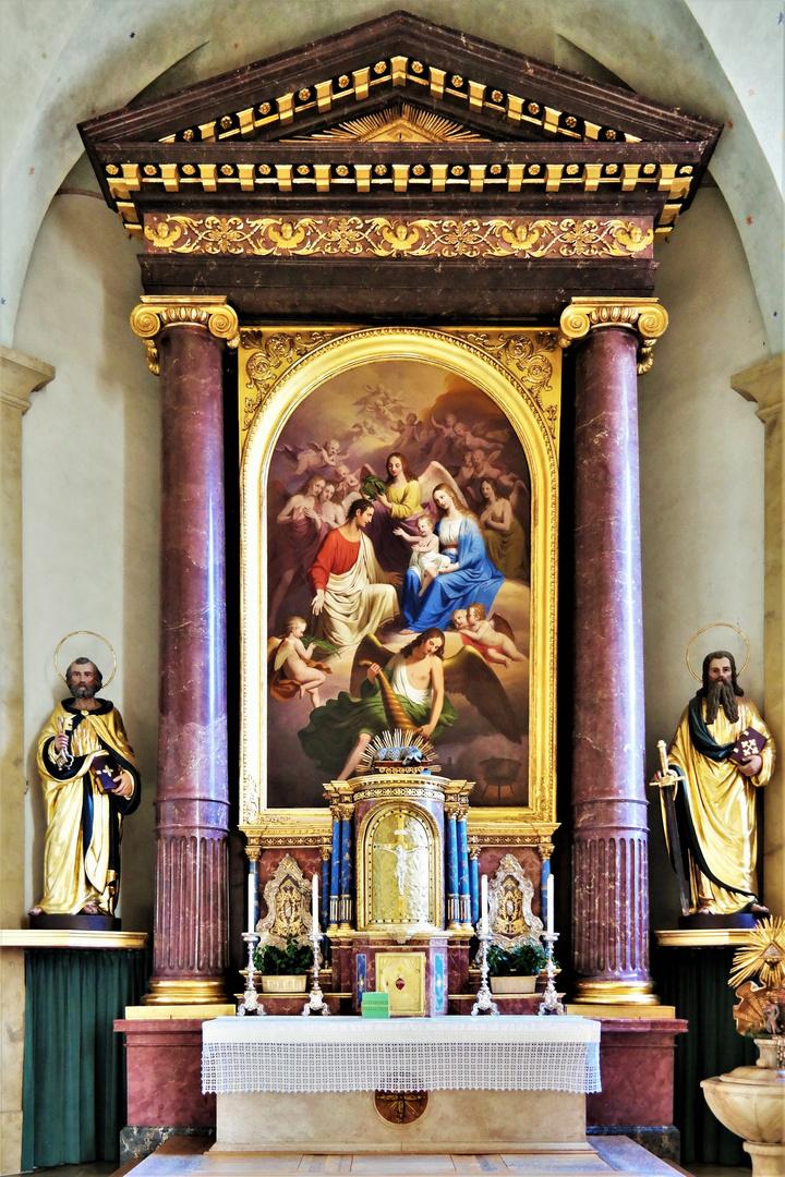 St. Vitus - Hochaltar