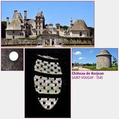 St-Vougay · Château de Kerjean