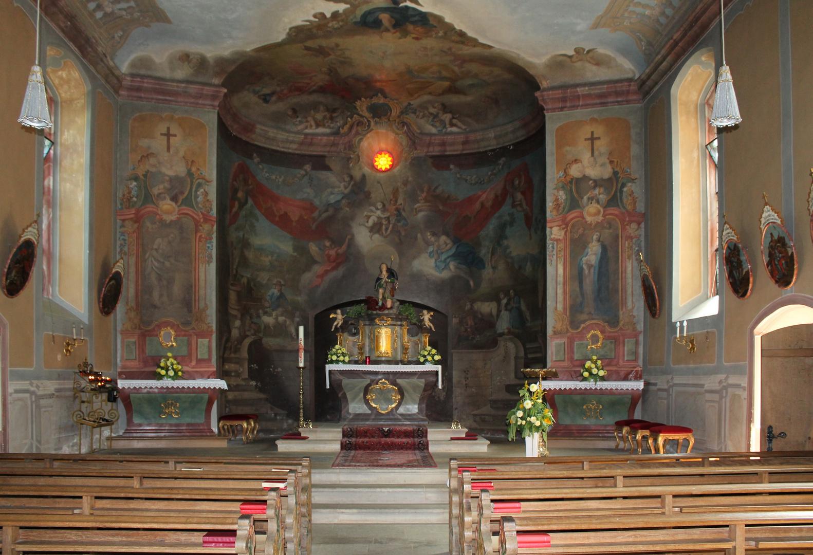 St. Wendelin / Bottenau