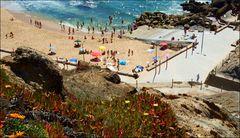 Sta Cruz beach
