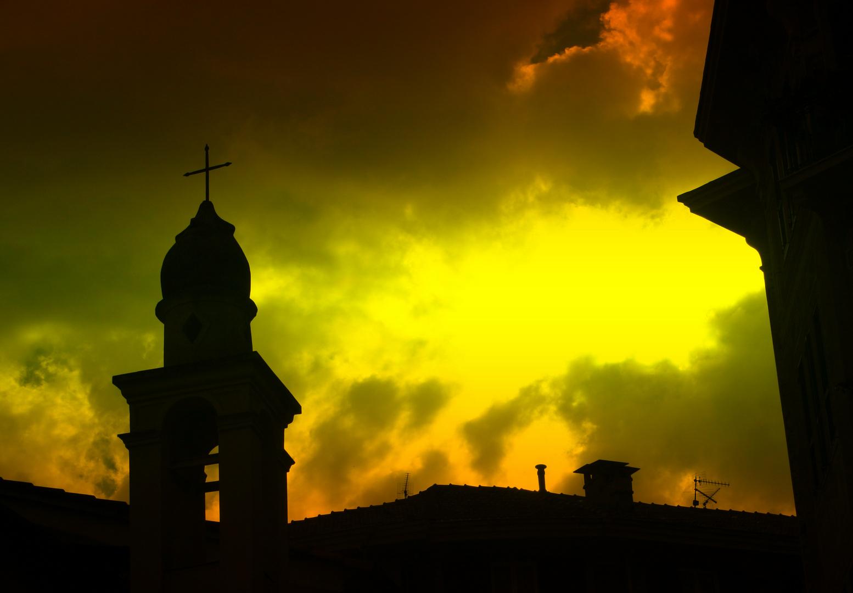 Sta Margherita tramonto