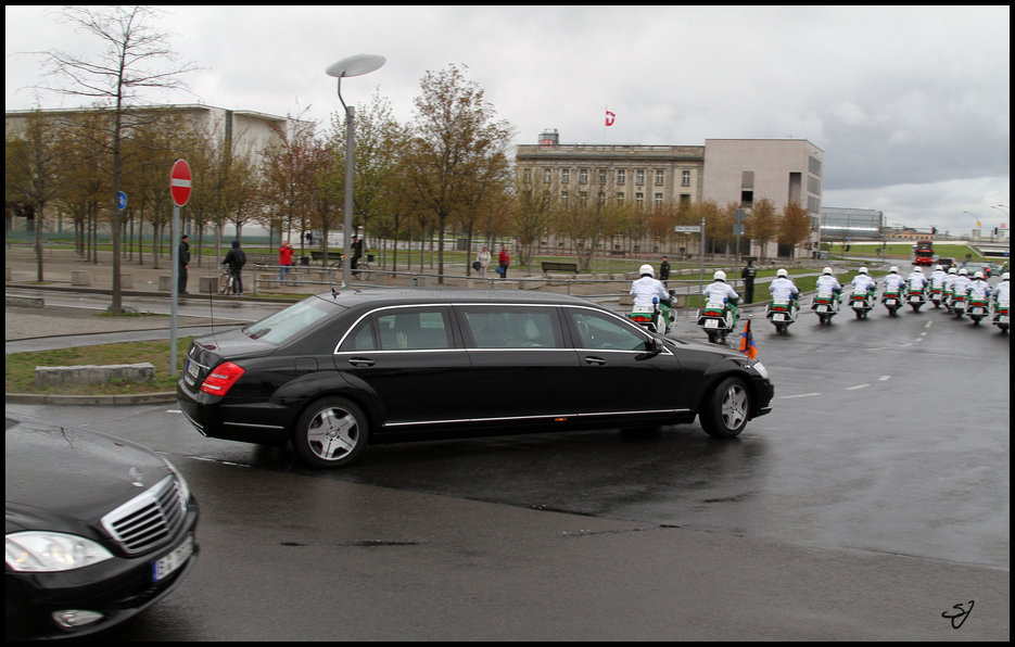 Staatsbesuch Königin Beatrix in Berlin 3