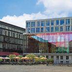 Staatsoper - Gebäude am Marstallplatz - München