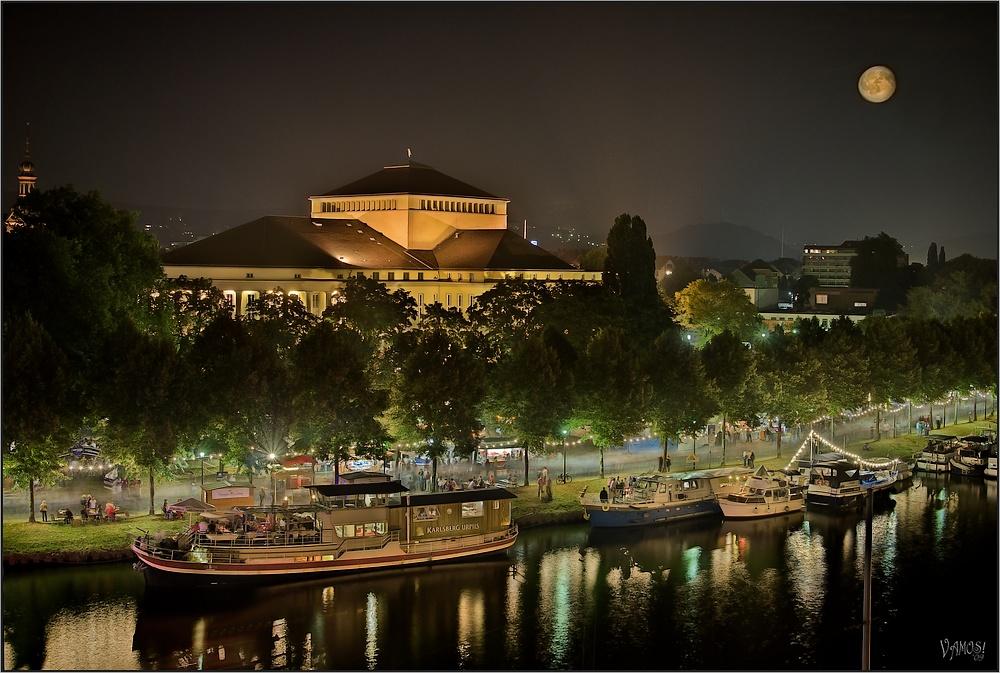 Staatstheater am Saarspektakel