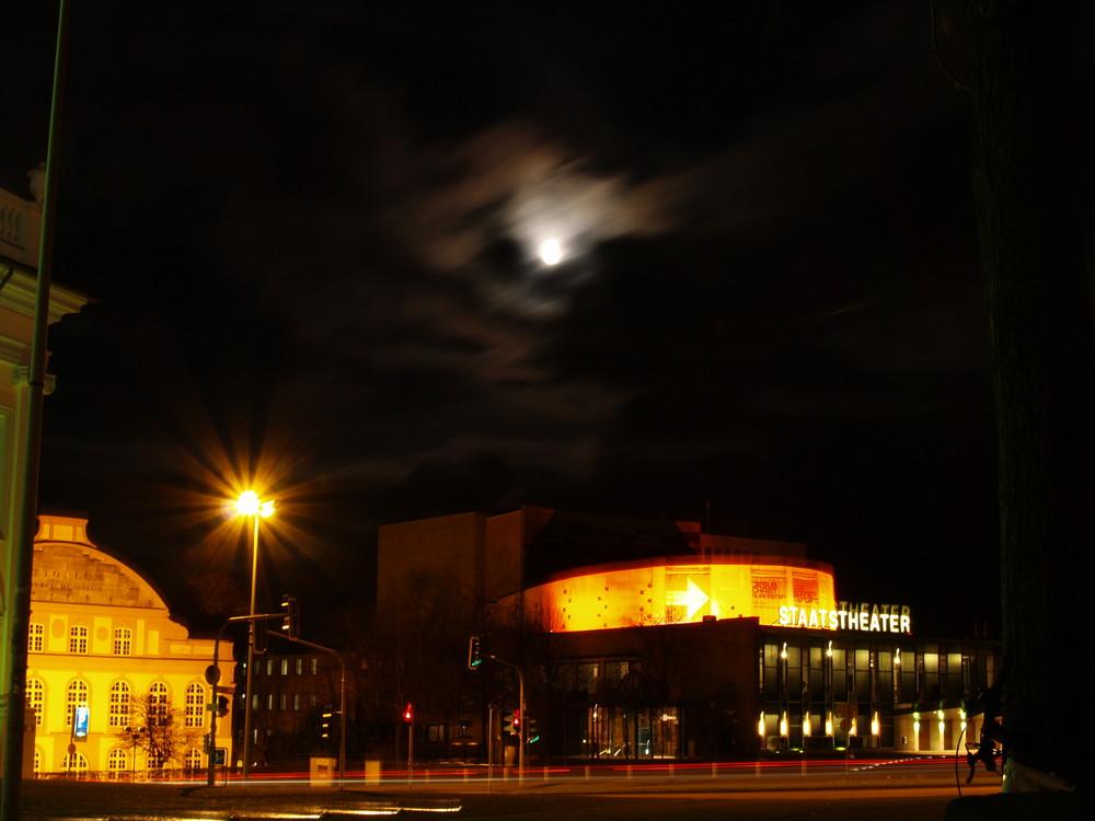 Staatstheater kassel am Friedrichsplatz