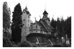 Stabholzkirche Wang
