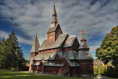 * Stabkirche **