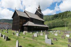 Stabkirche bei Uvdal
