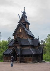 Stabkirche Gol 3