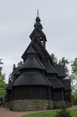 Stabkirche Gol