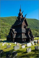 Stabkirche von Borgund