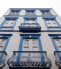 Sta.Cruz de la Palma - Fassaden I