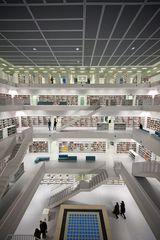 Stadbibliothek Stuttgart - der Klassiker