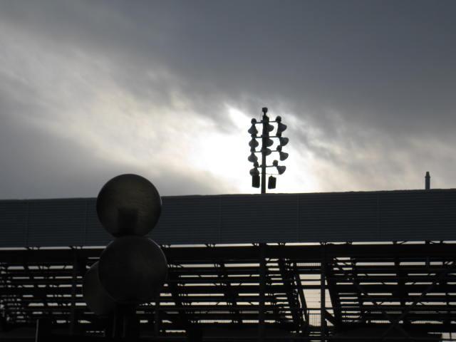 Stade de football à Trois-Rivières