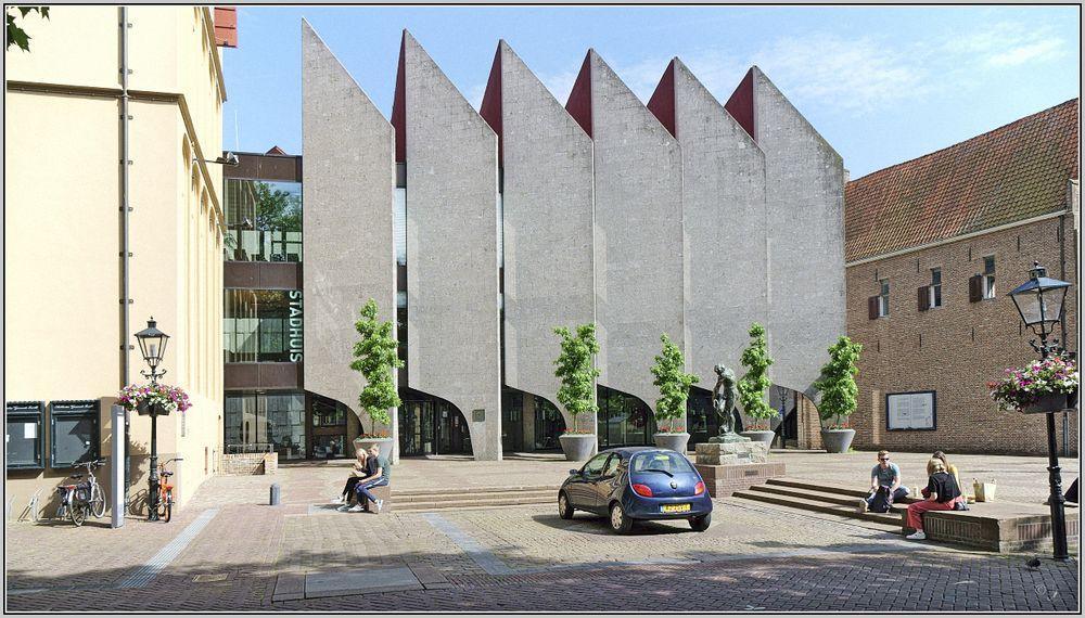 Stadhuis (Rathaus) in Zwolle