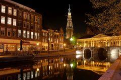Stadhuis und Koornbrug