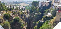 Stadt am Abgrund- Ronda eine atemberaubende spanische Stadt