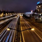 Stadt Autobahn