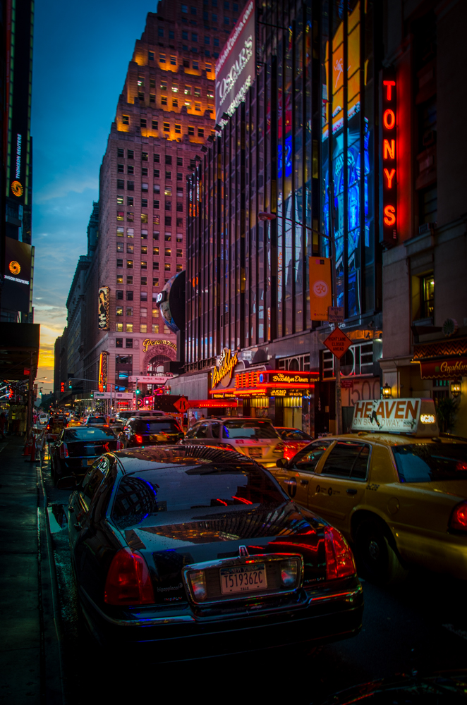 Stadt der Farben | NY
