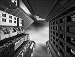 Stadt der Kontraste