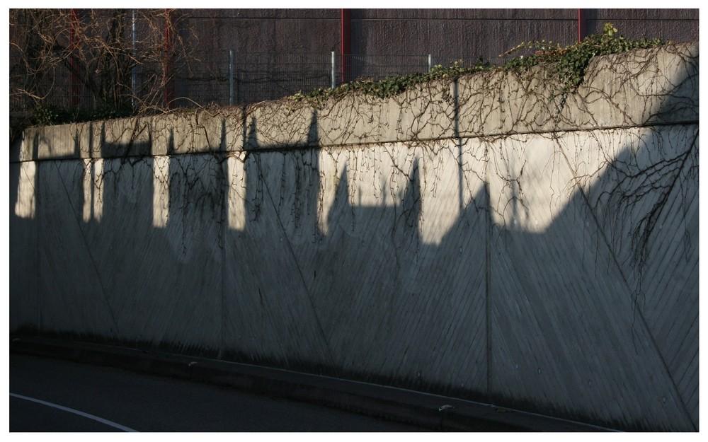 Stadt Der Schatten