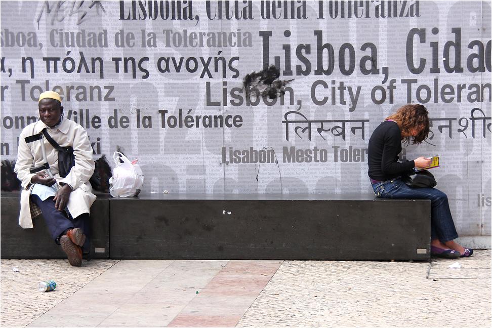 Stadt der Toleranz