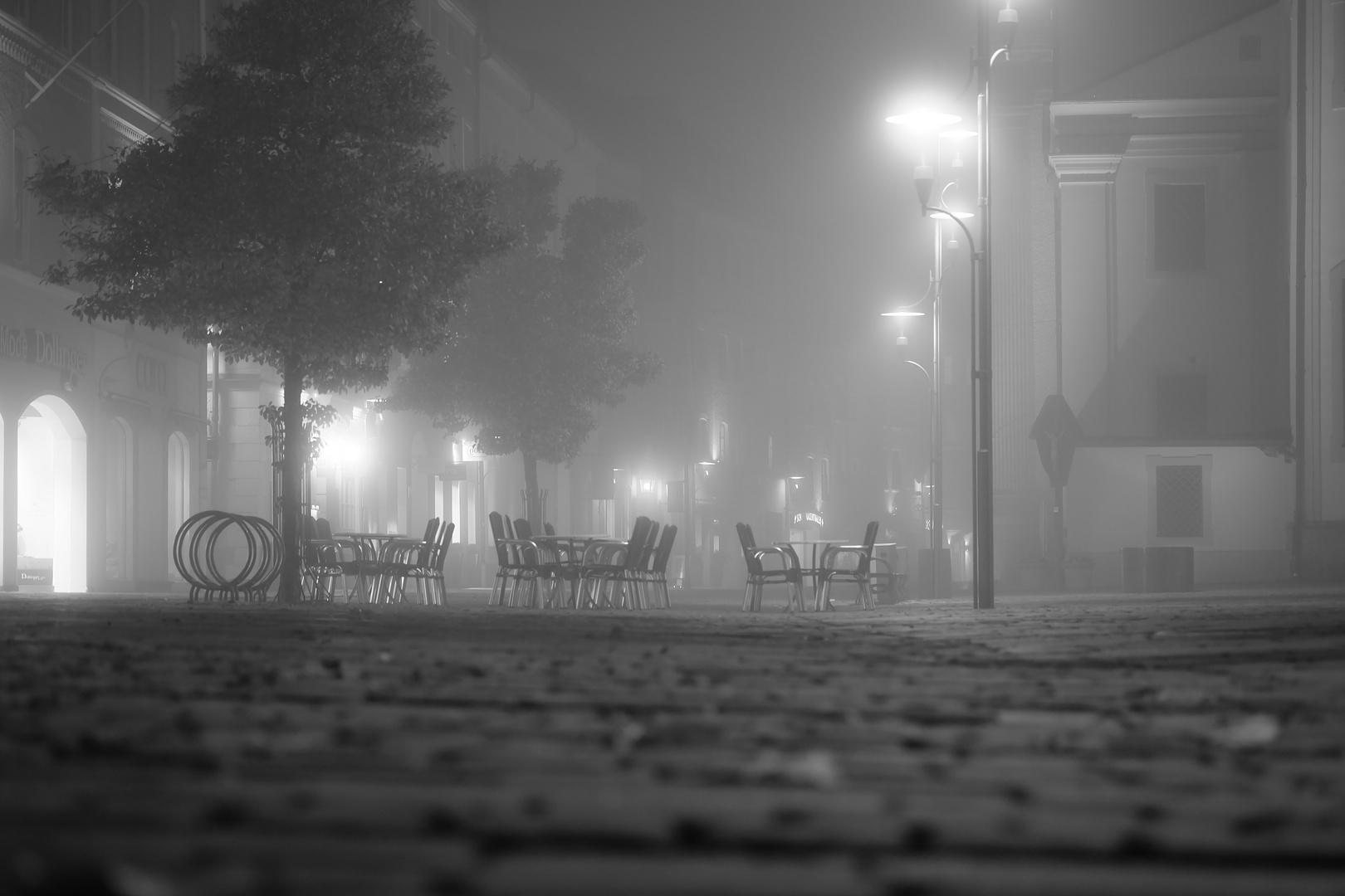 Stadt im Nebel Foto & Bild   nebelstimmungen, wetter, natur Bilder auf  fotocommunity