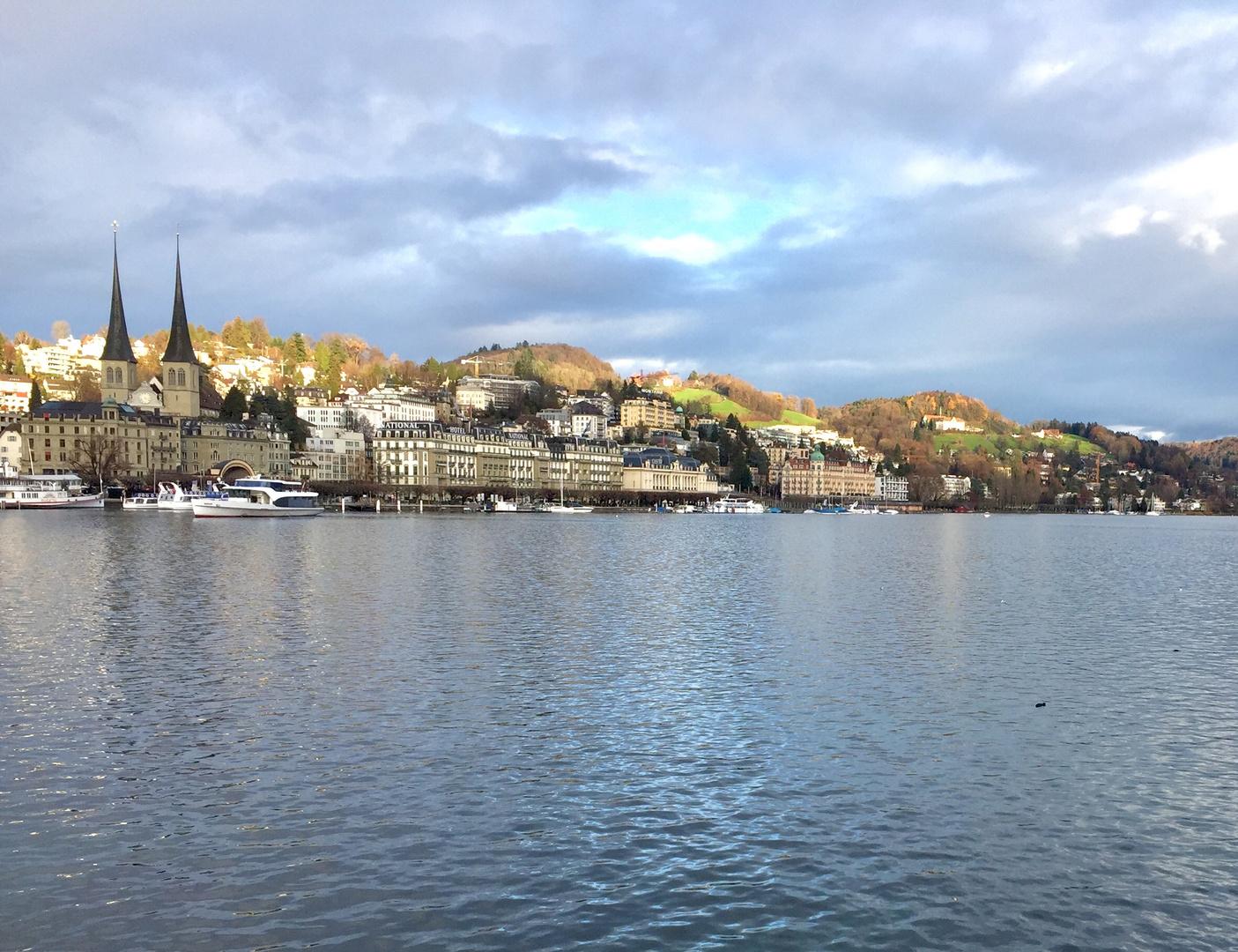Stadt Luzern ...
