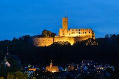 Stadt und Burg Königstein