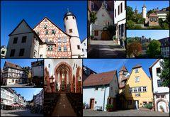 Stadt Wertheim Collage