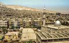 Stadtansicht, Damaskus.   ..120_4122