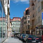 ... Stadtansicht in Brno ...