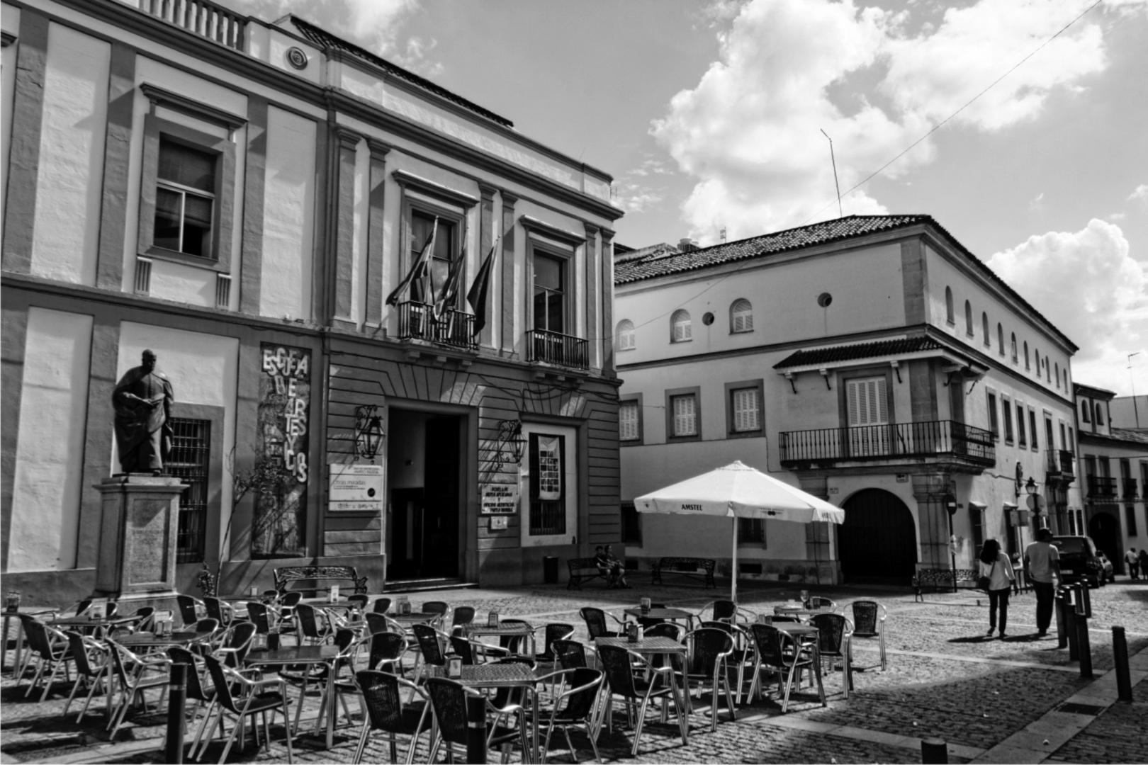 Stadtansicht in Cordoba