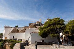Stadtansicht von Eivissa