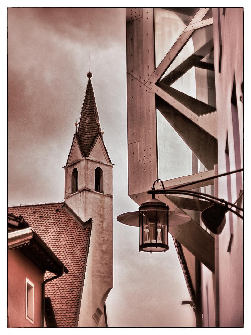 Stadtansichten von Vipiteno