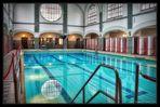 Stadtbad ...... hier lernten viele Viersener schwimmen, ich auch ..