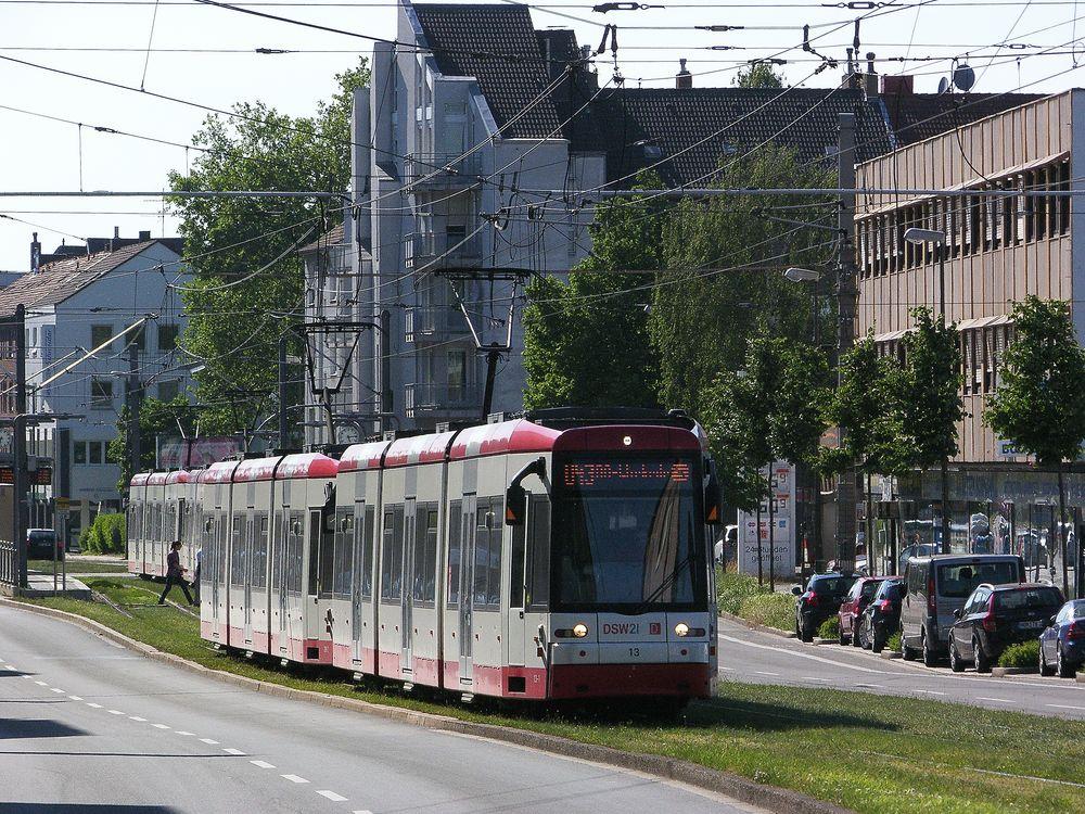 Stadtbahn Dortmund