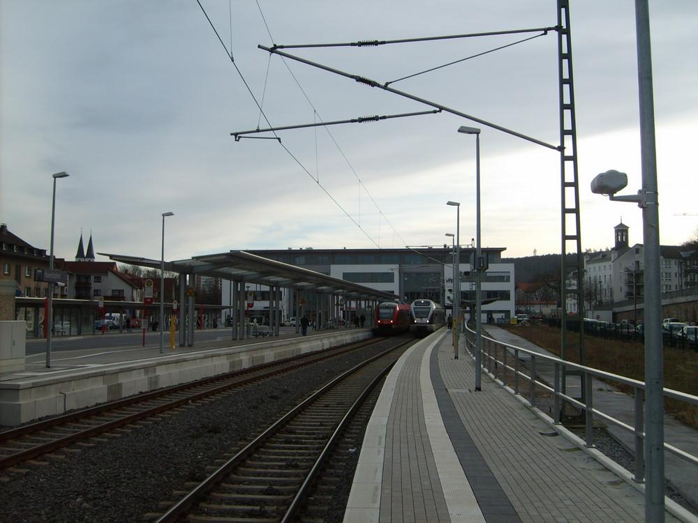 Stadtbahnhof Iserlohn